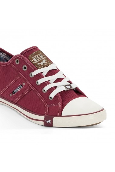 Pantofi sport MUSTANG SHOES GCO044 bordo