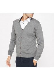 Cardigan La Redoute Collections GCP941 gri