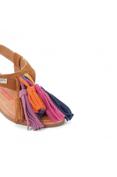 Sandale LES TROPEZIENNES par M BELARBI GCQ130 maro - els