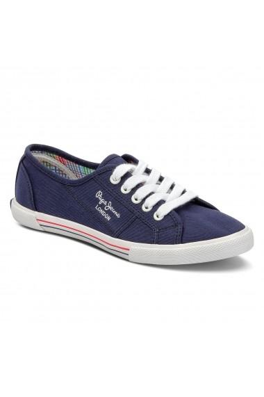 Pantofi sport Pepe Jeans GCT033 negru - els