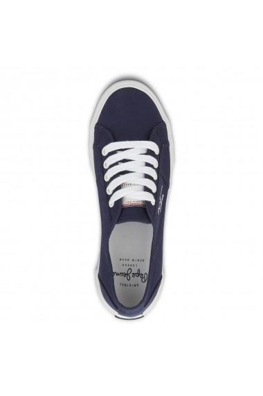 Pantofi sport Pepe Jeans GCT033 negru