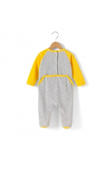 Pijama BARBAPAPA GCV725 galben