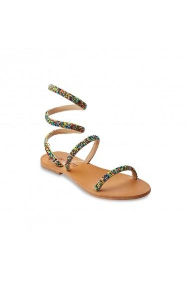 Sandale LES TROPEZIENNES par M BELARBI GCV921 multicolor