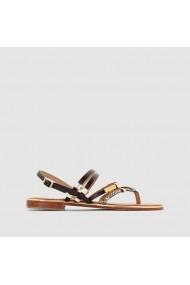 Sandale LES TROPEZIENNES par M BELARBI GCX423 negru