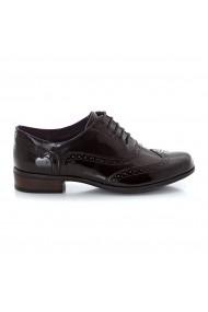 Pantofi Derby Clarks GCZ697 negru