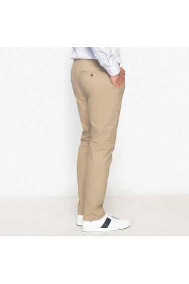 Pantaloni La Redoute Collections GDA024_bej Bej - els