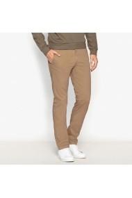 Pantaloni La Redoute Collections GDA024 maro