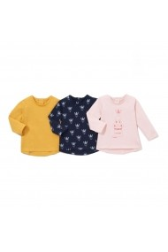 Set 3 bluze La Redoute Collections LRD-GDA608 multicolor