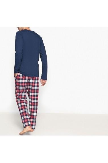 Pijama La Redoute Collections GDA628 albastru - els