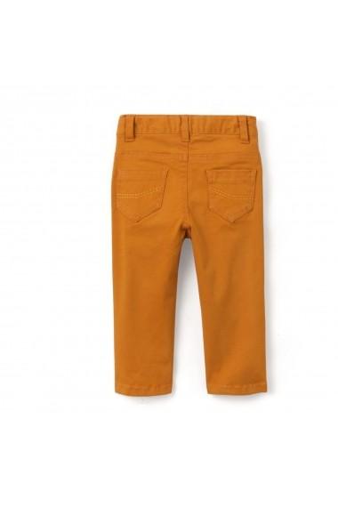 Pantaloni La Redoute Collections GDA805 galben