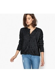 Cardigan La Redoute Collections GDA806 negru