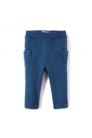 Jeans La Redoute Collections GDB054 albastru