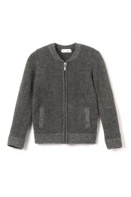 Cardigan La Redoute Collections LRD-GDB779 gri
