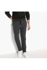 Pantaloni La Redoute Collections GDC201 gri - els