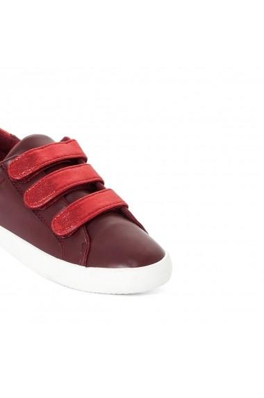 Pantofi sport La Redoute Collections GDC563 bordo - els