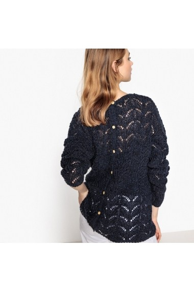 Pulover La Redoute Collections GDD667 bleumarin