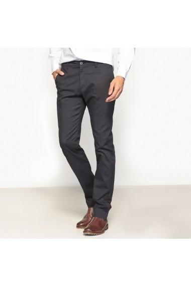 Pantaloni La Redoute Collections GDD761 bleumarin - els