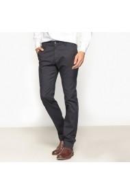 Pantaloni La Redoute Collections GDD761 bleumarin