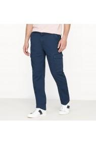 Pantaloni La Redoute Collections GDD766 bleumarin