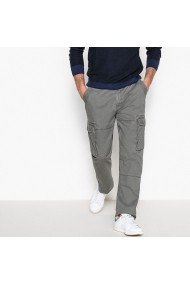 Pantaloni La Redoute Collections GDD766 gri