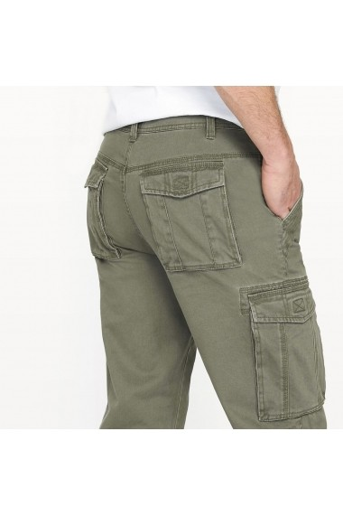 Pantaloni La Redoute Collections GDD766 kaki - els