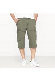 Pantaloni La Redoute Collections GDE164 kaki - els