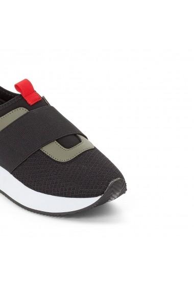 Pantofi sport La Redoute Collections GDF260 negru