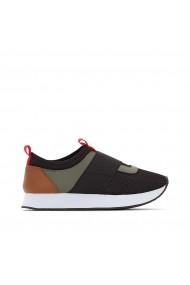 Pantofi sport La Redoute Collections GDF260 negru - els
