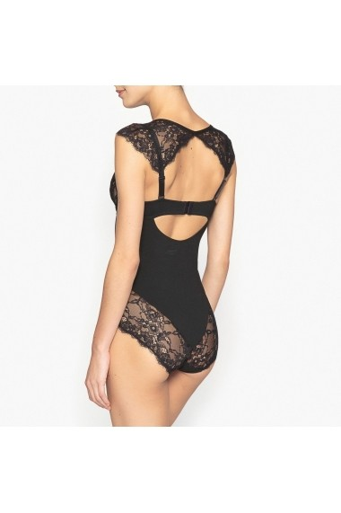 Body La Redoute Collections GDF397 Negru - els