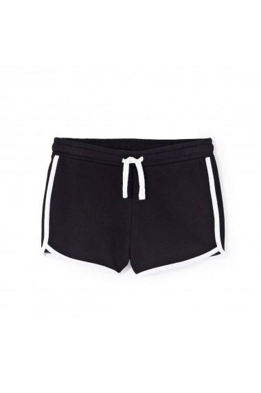 Pantaloni scurti La Redoute Collections GDF824 negru