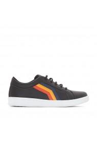 Pantofi sport La Redoute Collections GDF924 negru - els