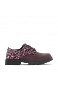Pantofi La Redoute Collections GDG147 bordo - els