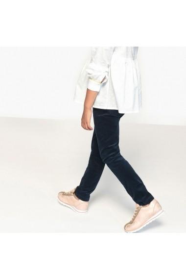 Pantaloni La Redoute Collections GDG554 bleumarin