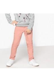 Pantaloni La Redoute Collections GDG556 roz