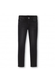 Jeans La Redoute Collections GDI290 negru