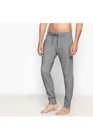 Pantaloni de pijama La Redoute Collections GDI458 gri