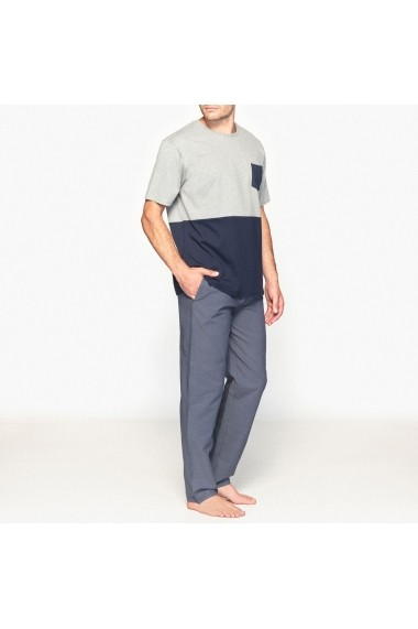 Pijama La Redoute Collections GDI466 albastru - els