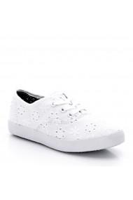 Pantofi sport La Redoute Collections GDI560 alb