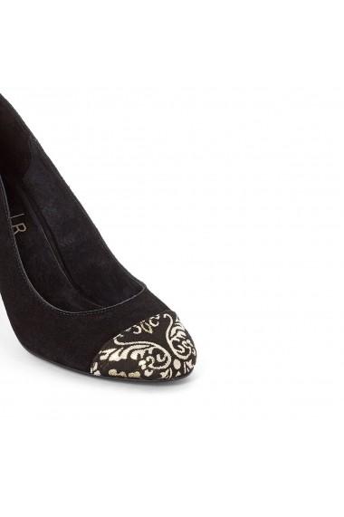 Pantofi cu toc MADEMOISELLE R GDJ612 negru - els