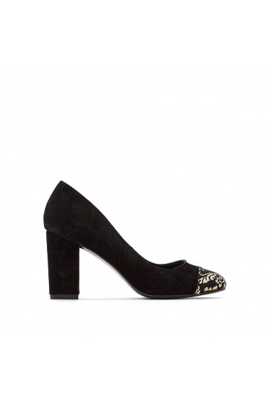 Pantofi cu toc MADEMOISELLE R GDJ612 negru