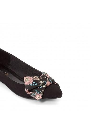 Pantofi cu toc MADEMOISELLE R GDJ682 negru - els