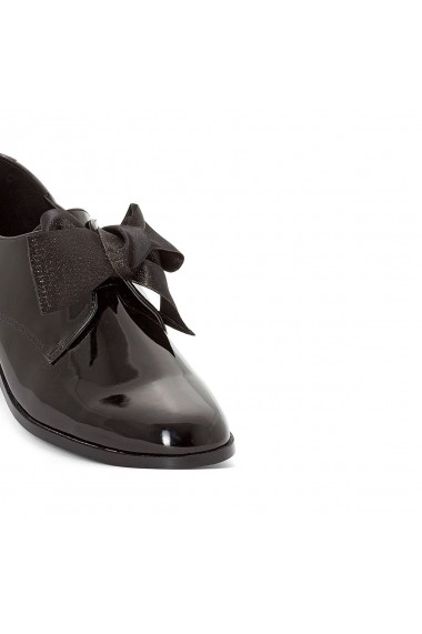 Pantofi Derby MADEMOISELLE R GDJ709 negru