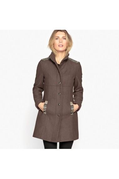Palton ANNE WEYBURN GDK065 maro - els