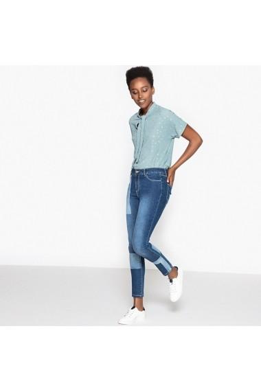 Jeans La Redoute Collections GDL001 albastru