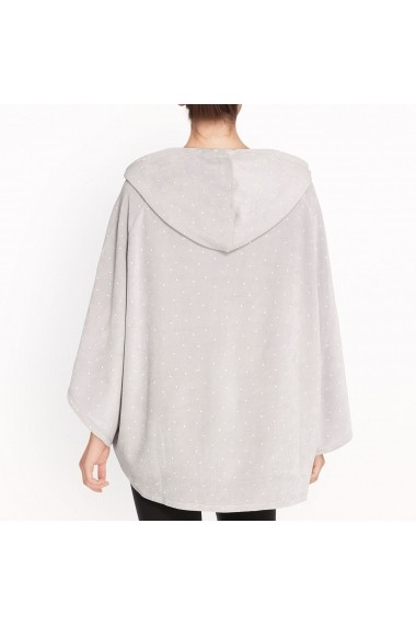 Poncho La Redoute Collections GDL184 Gri - els