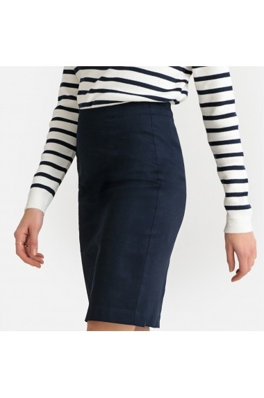 Fusta La Redoute Collections GDL203 bleumarin