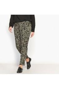 Pantaloni CASTALUNA GDL214 negru - els