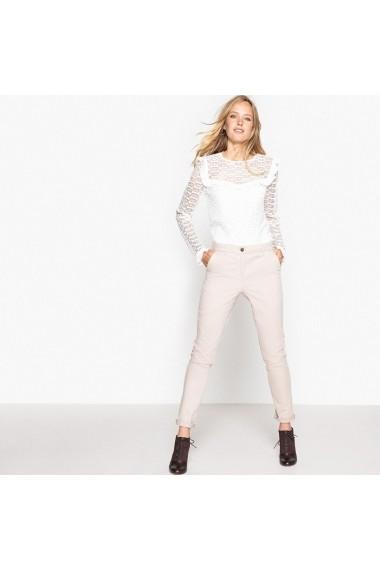 Pantaloni La Redoute Collections GDL923 bej