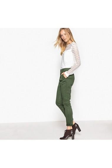 Pantaloni La Redoute Collections GDL923 verde