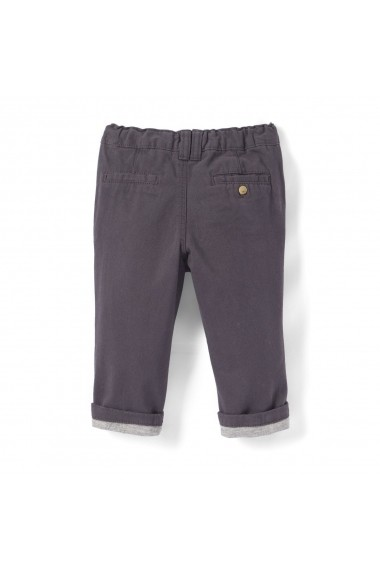 Pantaloni La Redoute Collections GDM290 gri